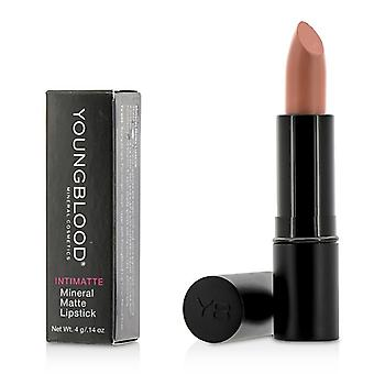 Youngblood Intimatte Mineral Matte Lipstick - #Secret 4g/0.14oz