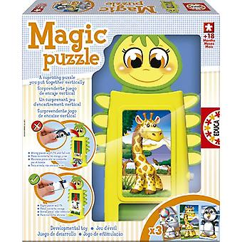 Educa Magic Puzzle (Babies and Children , Toys , Preschool , Puzzles And Blocs)