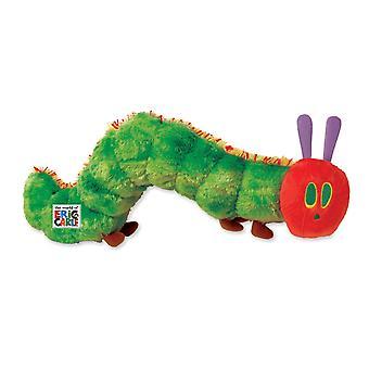 Mundo de Eric Carle o brinquedo macio Caterpillar com muita fome