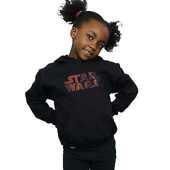 Star Wars Girls Chewbacca Logo Hoodie