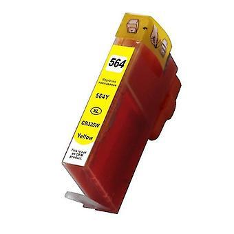 564XL Yellow Compatible Inkjet Cartridge