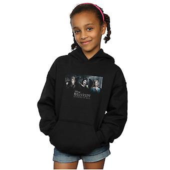 Disney Girls Maleficent Mistress Of Evil Character Poster Hoodie