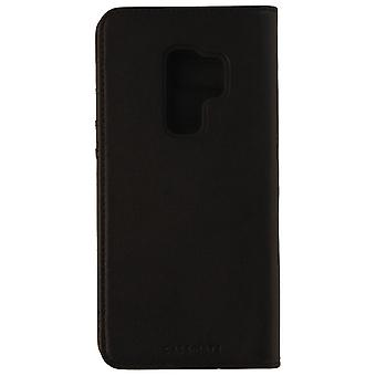 Case-Mate Portefeuille Folio Series Case pour Samsung Galaxy S9 (Plus) - Cuir Noir