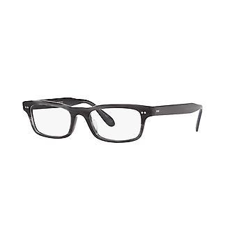 Oliver Peoples Calvet OV5396U 1661 houtskool Tortoise bril