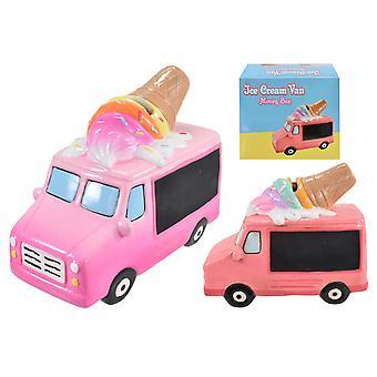 Ice Cream Van Money Box