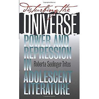 Häiritsevä maailmankaikkeuden: valta ja sorto nuorten kirjallisuutta