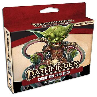 Condition Card Deck - Pathfinder RPG Second Edition P2