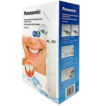 Panasonic Water Flosser Rechargeable Oral Irrigator (Modèle No. EWDJ40)