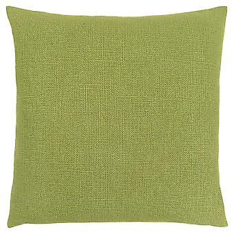 """18"""" x 18"""" Lime Green, Patterned - Pillow"""