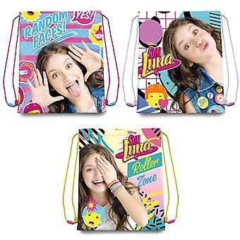 Soy Luna Sneakers Bag Children's case 41x32cm 1pc