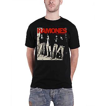 Ramones Rocket To Russia Official Mens New Black T Shirt