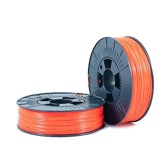 ABS 1,75mm fluor naranja 0,75kg - 3D Filament Supplies