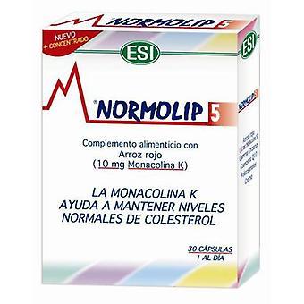 Trepatdiet Normolip 5 30 capsules.