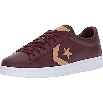 Converse Unisex PL 76 Ox Sneaker, Bordeaux, Size 13.0