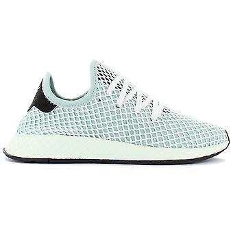 adidas Deerupt Runner W CQ2911 Women's Shoes Green Sneakers Sports Shoes