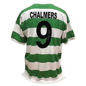 Camicia firmata Celtic Chalmers