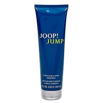Joop Jump for Men Tonic Hair and Body Shampoo 300ml