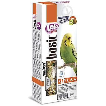 Lolo 2 Barritas Kiwi 90 Gr Lolo Pericos (Birds , Bird Treats)