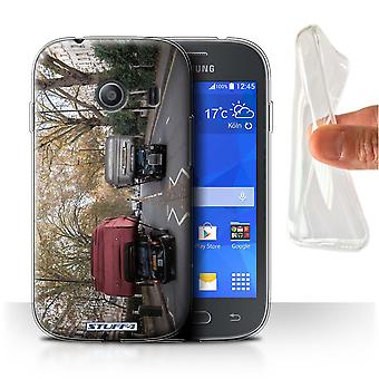 STUFF4 Gel/TPU Case/Cover for Samsung Galaxy Ace Style/Packing Light/Imagine It