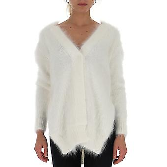 Fabiana Filippi Mad129b151d067061 Women's White Wool Sweater