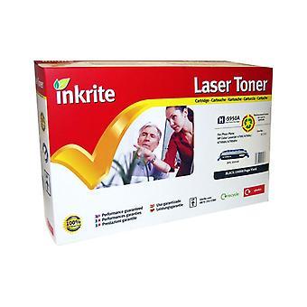 Inkrite Laser Toner Cartridge compatibel met HP kleur LaserJet 4700 zwart