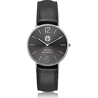 Ice Watch Wristwatch Unisex RED DEVILS CITY Black silver Medium 016100