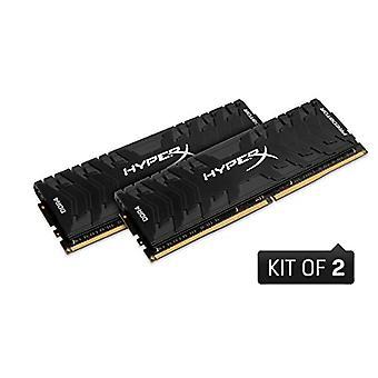 HyperX Predator HX442C19PB3K2/16 Memoria DDR4 16 GB Kit (2 x 8 GB), 4266 MHz CL19 DIMM XMP