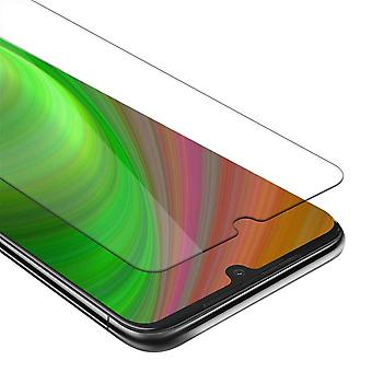 Cadorabo Tank Foil for Motorola MOTO G8 PLUS - Protective Film in KRISTALL KLAR - Tempered Display Protective Glass in 9H Hardness with 3D Touch Compatibility