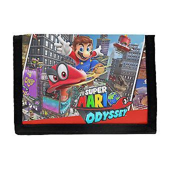 Super Mario Odyssey Brieftasche