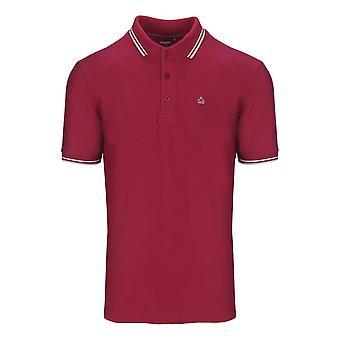 Merc London Card Polo Shirt