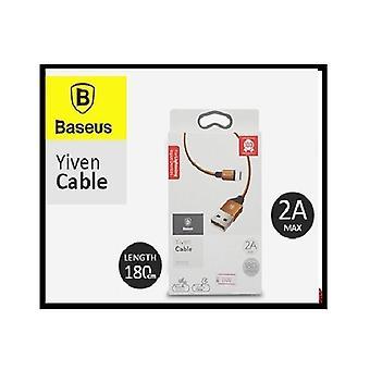 Original Baseus 2Amp Lightning-kabel for iPhone iPad-180cm