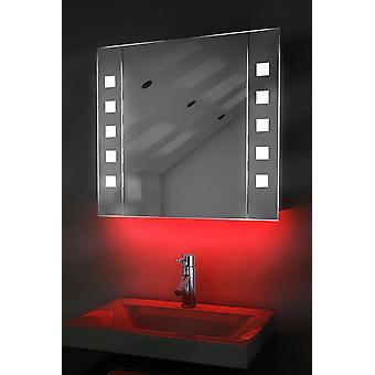 Környezeti páramentesítő szekrény érzékelővel és belső borotvával K63