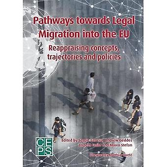 Pathways Toward Legal Migration Into the Eu: Reappraising Concepts, Trajectories, and Policies