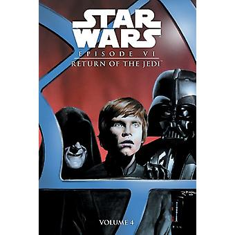 Star Wars - Episode VI - Return of the Jedi 4 by Archie Goodwin - 97815