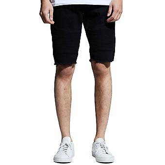 Embellish Spencer Shorts Black