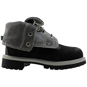 Timberland Rag Top Black/Grey 21775 Pre-School
