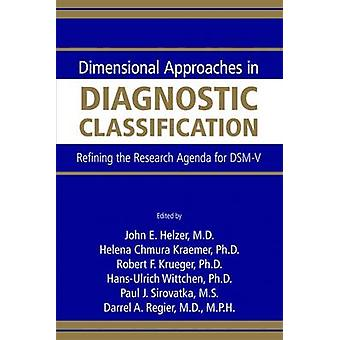 Dimensional Approaches in Diagnostic Classification - Refining the Res