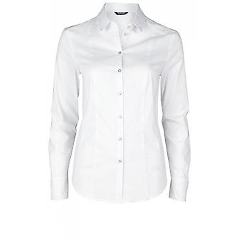 Bianca Classic Wit Shirt