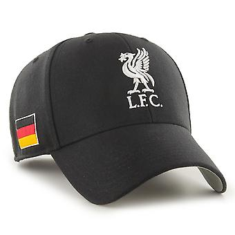 47 Brand Relaxed Fit Cap - FC Liverpool Germany Flag