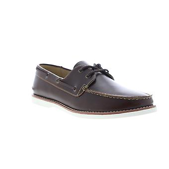 Unlisted by Kenneth Cole Santon Boat  Mens Brown Casual Boat Shoes