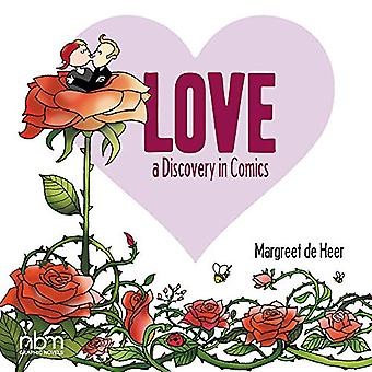 Love - A Discovery In Comics by Margreet de Heer - 9781681122106 Book