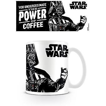 Star Wars The Power Of Coffee Mugg