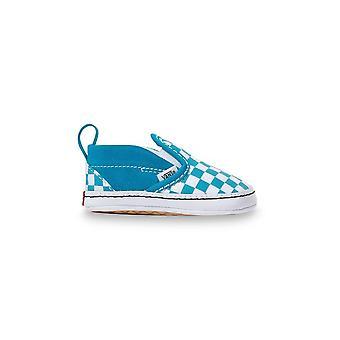 Bestelwagens IN Slipon V Crib VN0A2XSLW3V universele zomer baby's schoenen