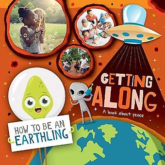 Getting Along (A Book About Peace) door Kirsty Holmes - 9781786379818 B