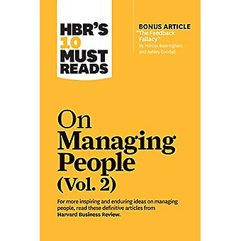 HBR's 10 Must Reads on Managing People - Vol. 2 by Harvard Business R