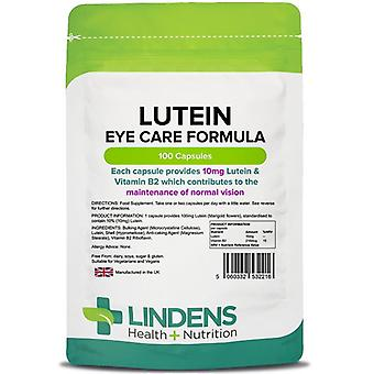 Lindens Lutein 10mg (Marigold Extract) Capsules 100 (2216)