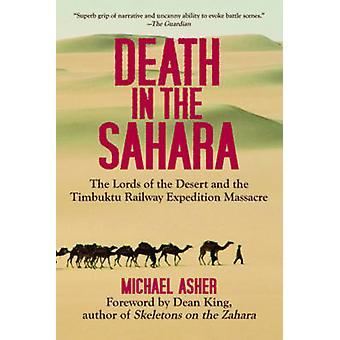 Death in the Sahara - The Lords of the Desert and the Timbuktu Railway