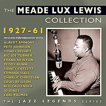 Meade Lux Lewis - Lewis Meade Lux-Collection1927-61 [CD] USA import