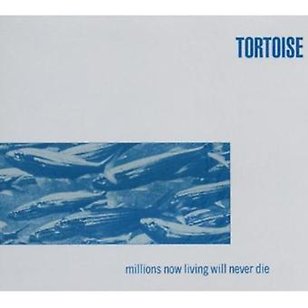 Tortoise - Millions Now Living Will Never [CD] USA import