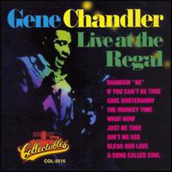 Gene Chandler - Live at the Regal [CD] USA import